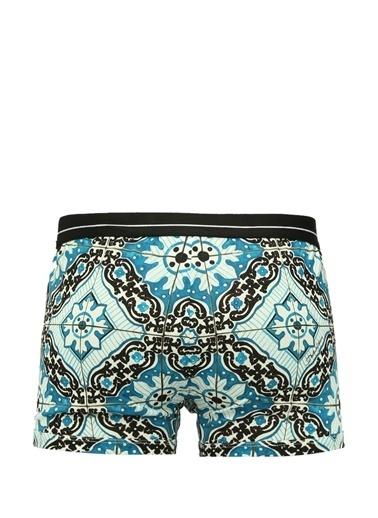 Dolce&Gabbana Boxer Mavi